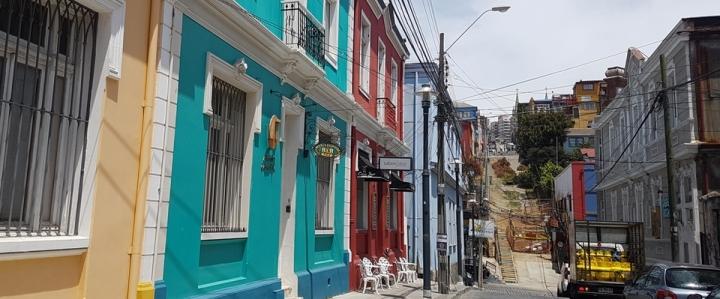 ◤Dia 2: Valparaíso