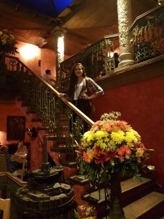 Brasileiro ama escada